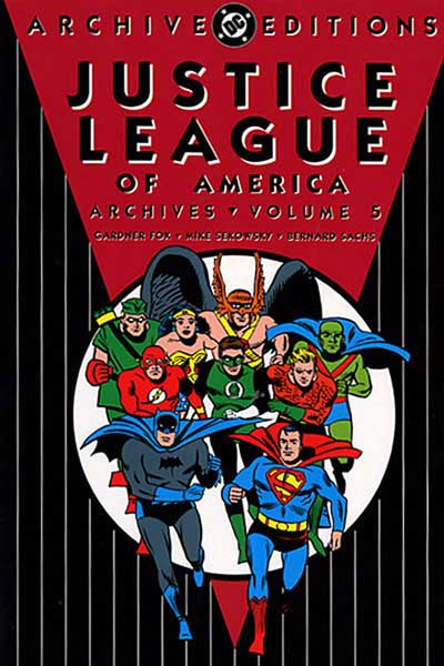 Image: Justice League of America Archives Vol. 05 HC  - DC Comics