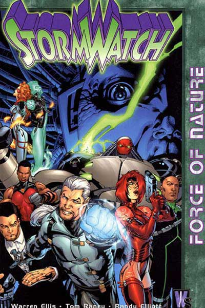 Image: Stormwatch Vol. 01: Force of Nature SC  - DC Comics