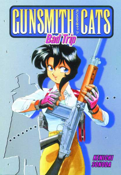 Image: Gunsmith Cats Vol. 05: Bad Trip SC  - Dark Horse Comics