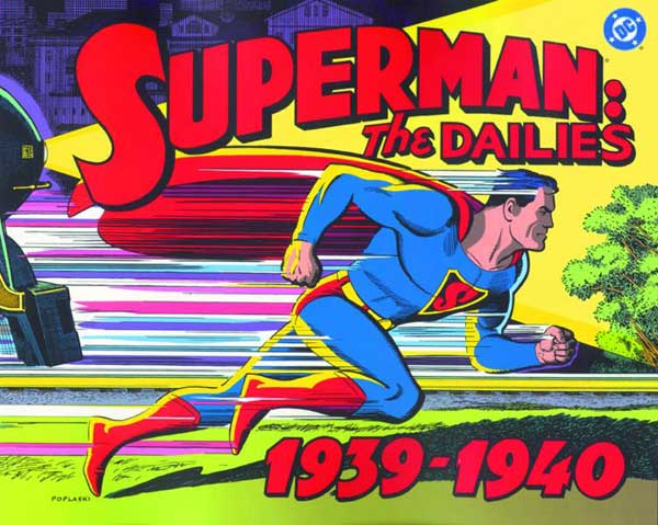 Image: Superman Dailies Vol. 01: 1939-1940 SC  - DC Comics