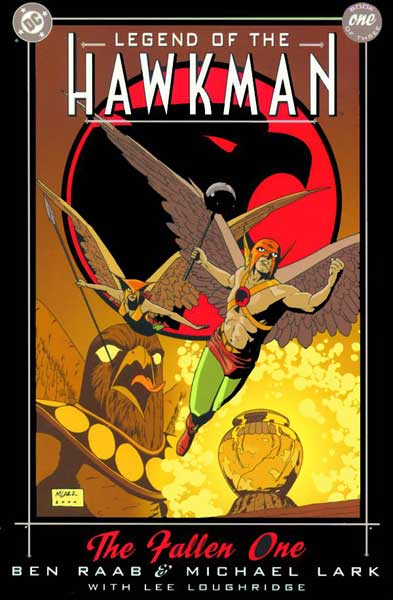 Image: Legend of the Hawkman #1 - DC Comics