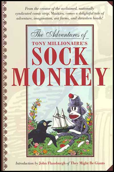 Image: Sock Monkey SC  - Dark Horse Comics