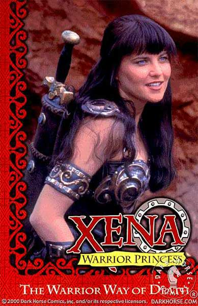Image: Xena Warrior Princess: Warrior Way of Death SC  -