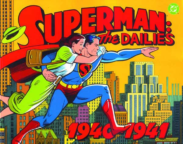 Image: Superman Dailies Vol. 02: 1940-1941 SC  - DC Comics