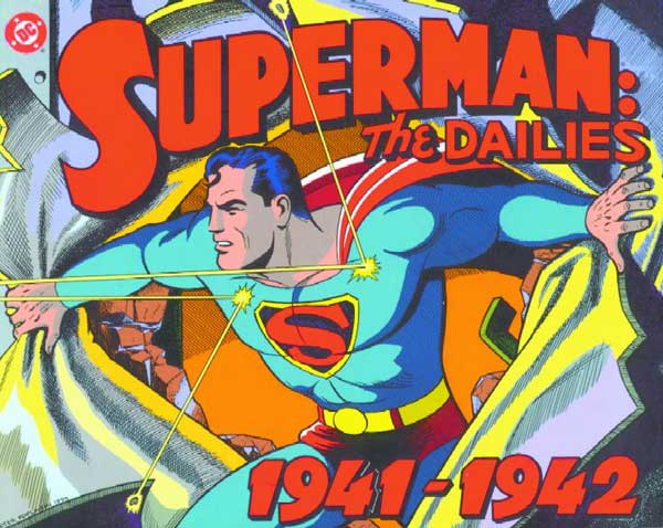 Image: Superman Dailies Vol. 03: 1941-1942 SC  - DC Comics