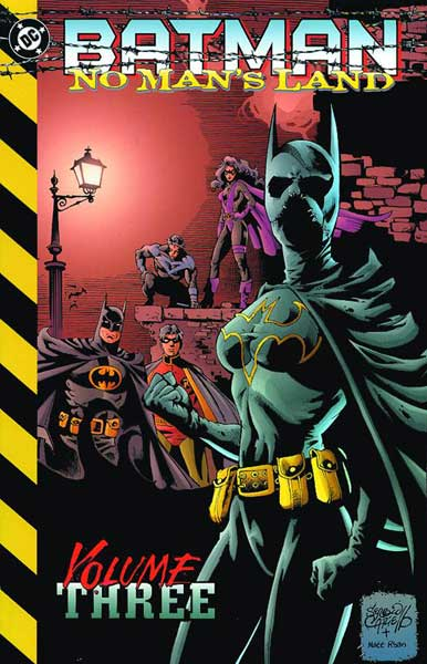 Image: Batman: No Man's Land Vol. 03 SC  - DC Comics