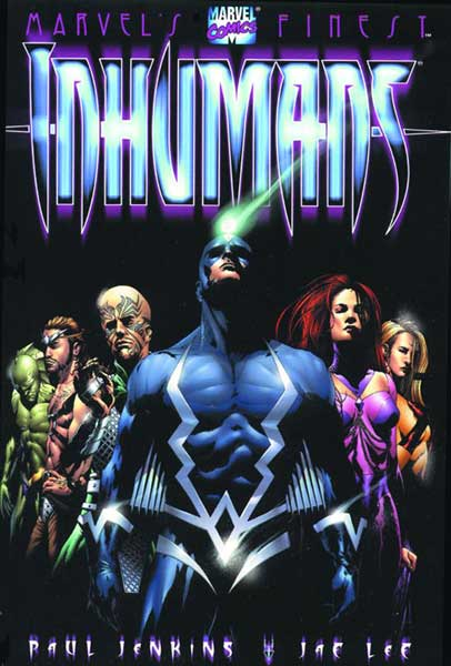 Image: Inhumans SC  - Marvel Comics