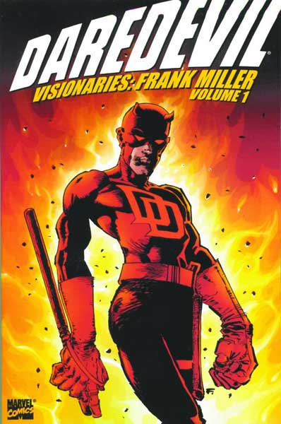 Image: Daredevil Visionaries: Frank Miller Vol. 01 SC  - Marvel Comics