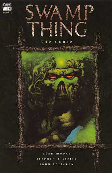 Image: Swamp Thing: The Curse SC  - DC Comics