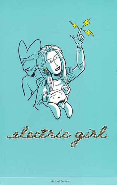 Image: Electric Girl Vol. 01 SC  - Mighty Gremlin