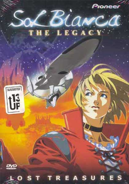 Image: Sol Bianca: The Legacy Vol. 1 DVD  -