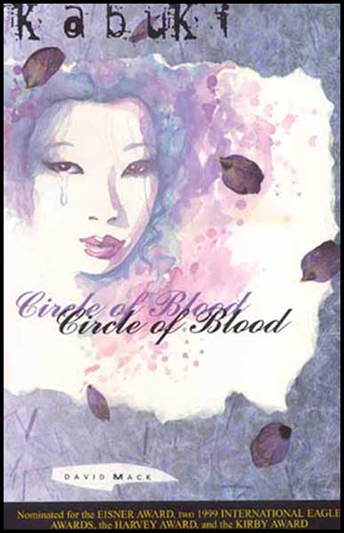 Image: Kabuki Vol. 01: Circle of Blood SC  - Image Comics