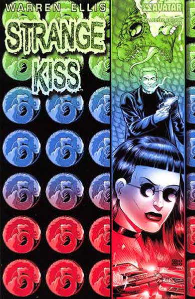 Image: Warren Ellis' Strange Kiss SC  - Avatar Press Inc