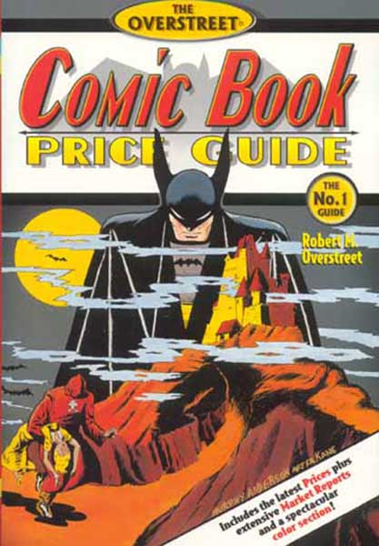 Image: Overstreet Comic Book Price Guide Vol. 31: Detective SC  - Gemstone Publishing