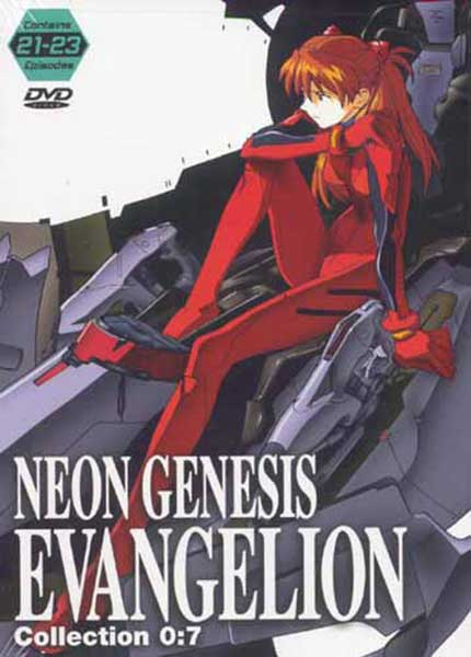 Image: Neon Genesis Evangelion Collection 07 DVD  -