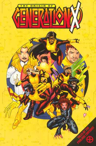 Image: X-Men: Origin of Generation X SC  - Marvel Comics