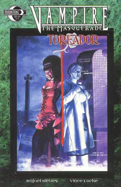 Image: Vampire the Masquerade: Toreador  - Moonstone