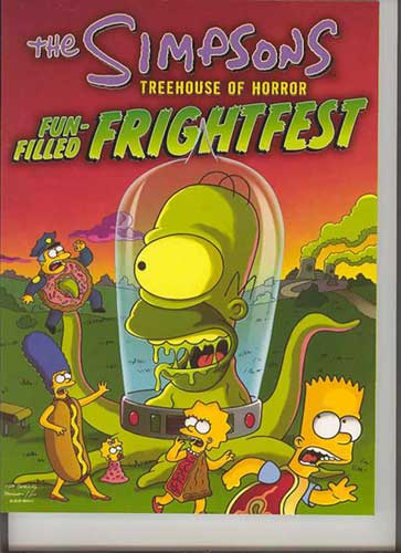 Image: Simpsons Treehouse of Horror Spooktacular SC  - Bongo Comics