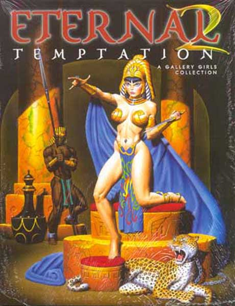 Image: Eternal Temptation Vol. 02 SC  -