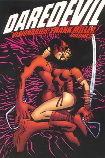 Image: Daredevil Visionaries: Frank Miller Vol. 03 SC  - Marvel Comics