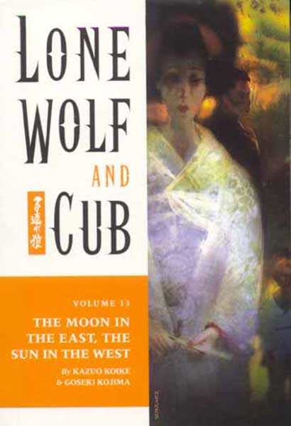 Image: Lone Wolf & Cub Vol. 13: Moon In the East, Sun In the West SC  - Dark Horse Comics