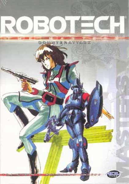 Image: Robotech Vol. 9: Masters 3 DVD  -