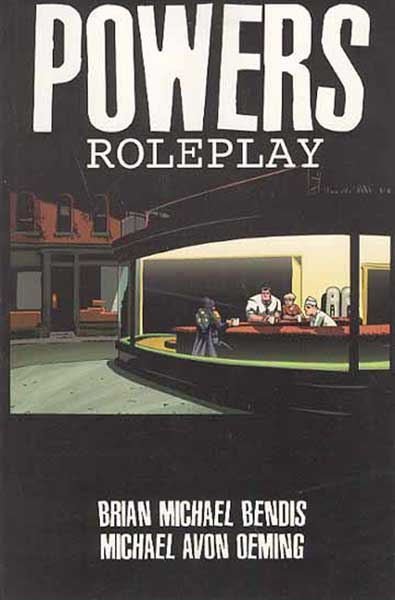 Image: Powers Vol. 02: Roleplay SC  - Image Comics
