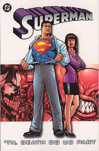 Image: Superman: 'Til Death Do Us Part SC  - DC Comics