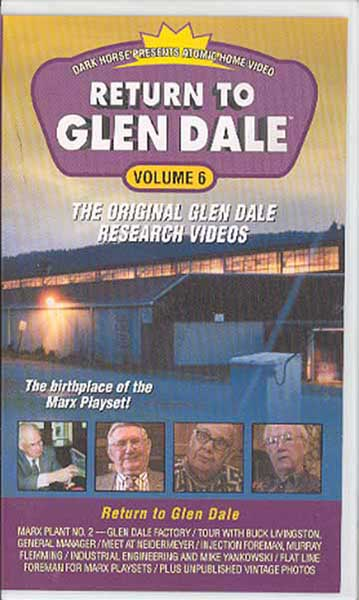 Image: Playset Collector Video Vol. 6: Return To Glen Dale  (videotape) -