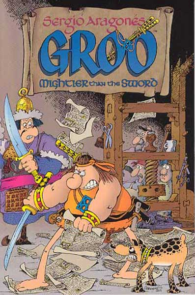Image: Groo: Mightier Than the Sword SC  - Dark Horse Comics