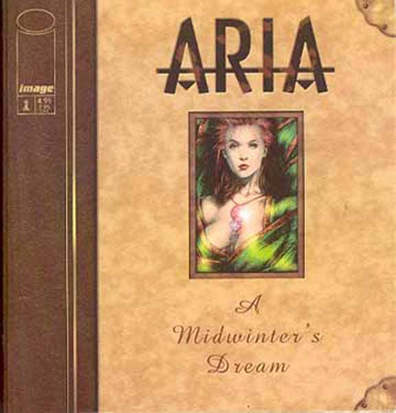 Image: Aria: Midwinters Dream  - Image Comics