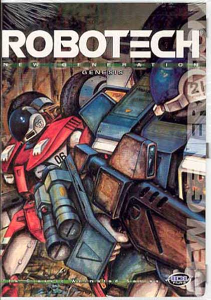 Image: Robotech New Generation Vol. 13 DVD  -