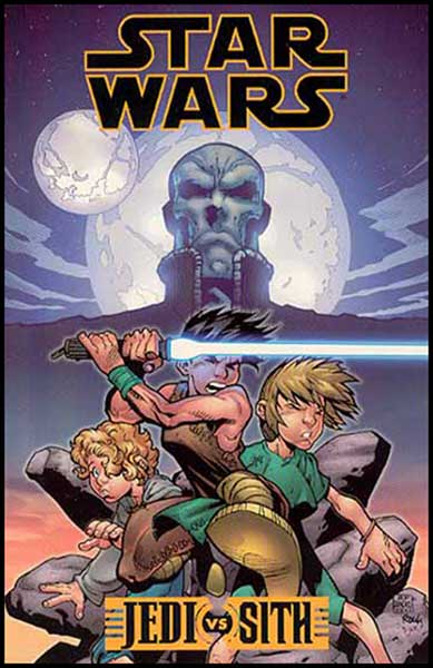 Image: Star Wars: Jedi Vs Sith SC  - Dark Horse Comics