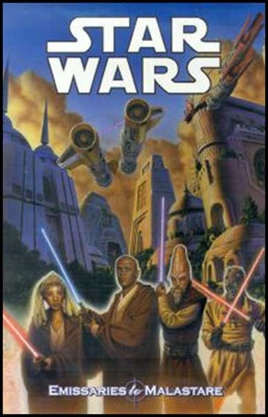 Image: Star Wars: Emissaries To Malastare SC  - Dark Horse Comics