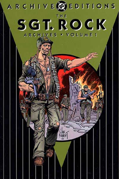 Image: Sgt. Rock Archives Vol. 01 HC  - DC Comics