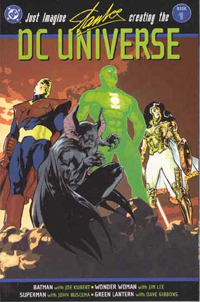 Image: Just Imagine Stan Lee Creating the DC Universe Book One SC  - DC Comics