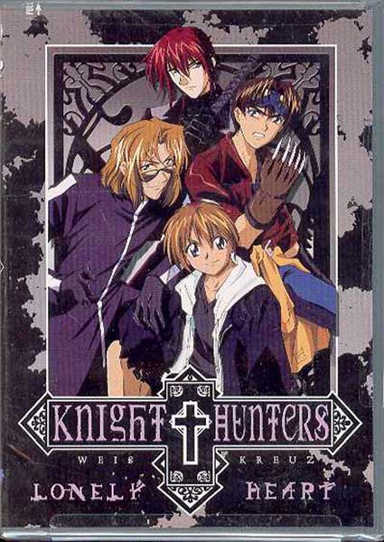Image: Knight Hunters Vol. 03: Lonely Heart DVD  -