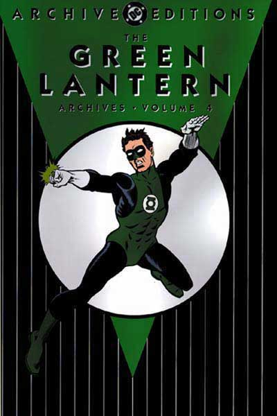 Image: Green Lantern Archives Vol. 04 HC  - DC Comics