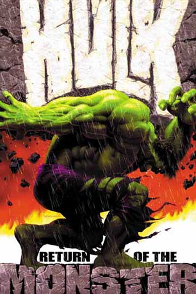 Image: Incredible Hulk Vol. 1: Return of the Monster SC  - Marvel Comics