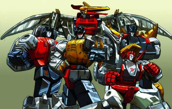 Image: Transformers Poster: Dinobots  -