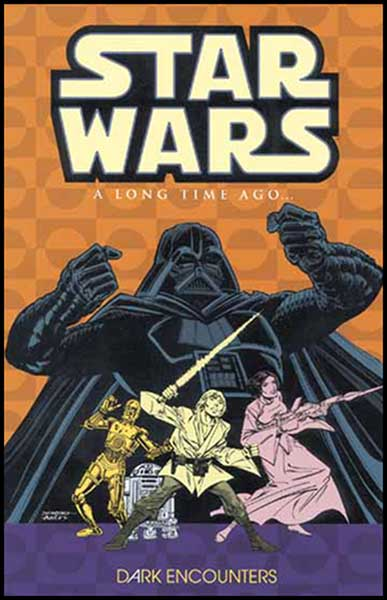 Image: Star Wars: A Long Time Ago Vol. 02: Dark Encounters SC  - Dark Horse Comics