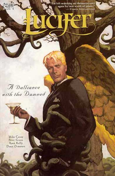 Image: Lucifer Vol. 03: A Dalliance With the Damned SC  - DC Comics