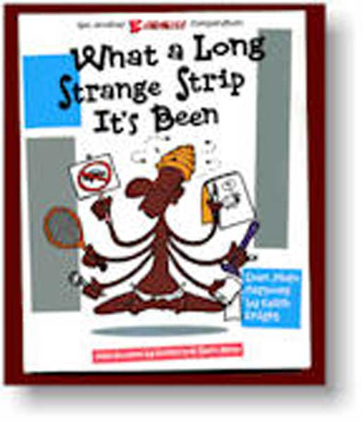 Image: K Chronicles: What A Long Strange Strip SC  - Top Shelf Productions