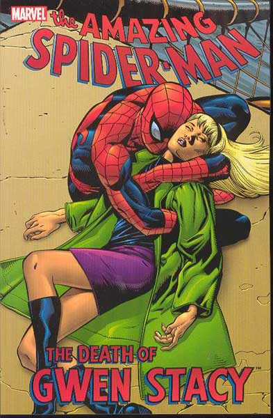 Image: Spider-Man: The Death of Gwen Stacy SC  - Marvel Comics
