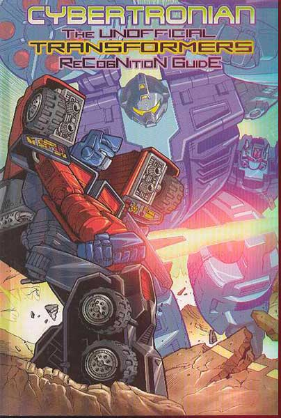Image: Cybertronian TRG Unofficial Transformers Guide Vol. 6  - Antarctic Press