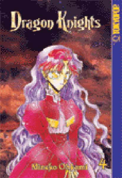 Image: Dragon Knights Vol. 04 SC  - Tokyopop
