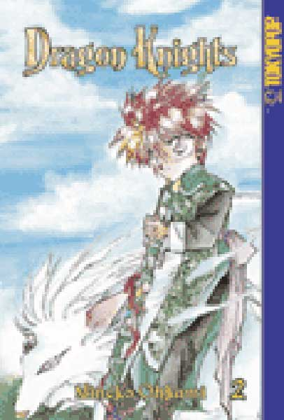 Image: Dragon Knights Vol. 02 SC  - Tokyopop