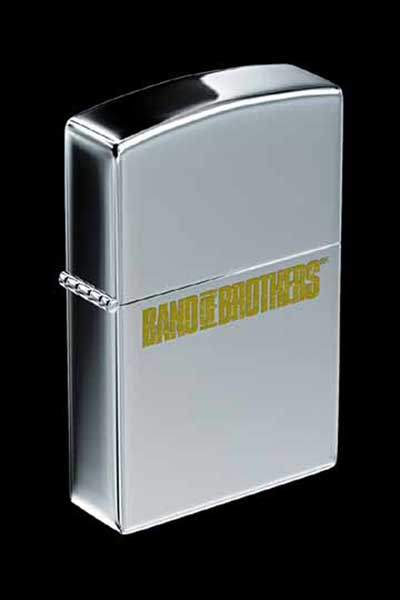 Image: Band of Brothers Collector's Edition Zippo Lighter  -