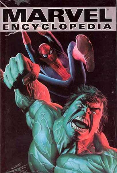 Image: Marvel Encyclopedia Vol. 01 HC  - Marvel Comics