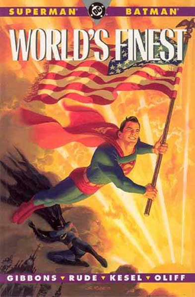 Image: Superman / Batman: World's Finest SC  - DC Comics